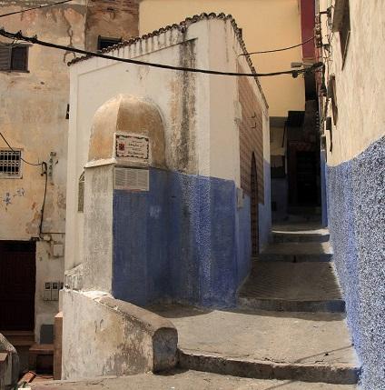 Image of Ibn Battuta's (possible) tomb