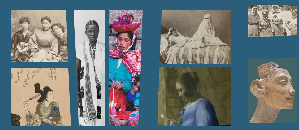 Image for Women in World History Summer Institute