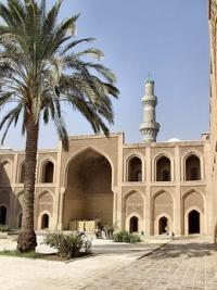 al-Mustansiriya University in Baghdad