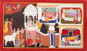Image from the Ramayana