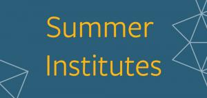 Summer Institute Sign-up