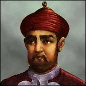 portrait of Muhammad Tughluq