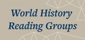 World History Reading Group sign-up