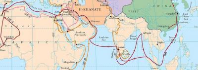 Ibn Battuta return journey
