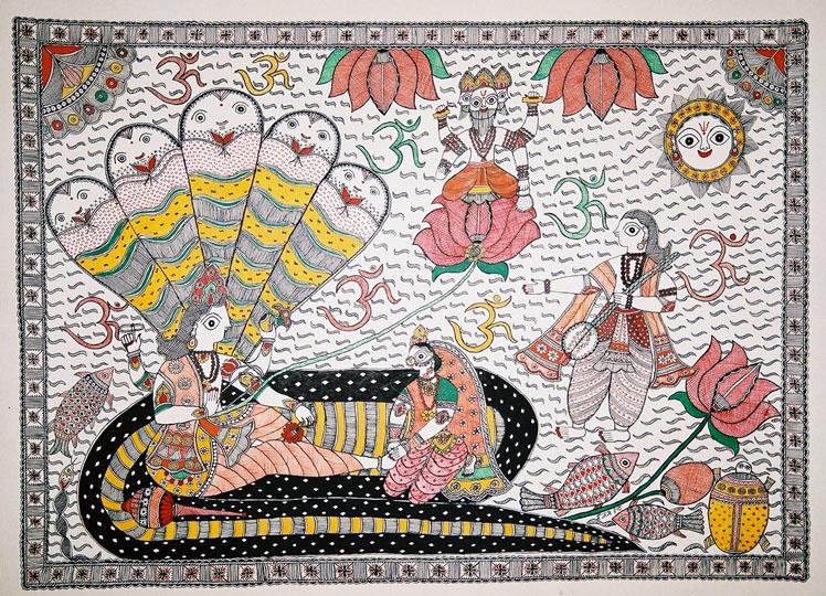 """""""Brahma, Vishnu, and Shiva"""""""
