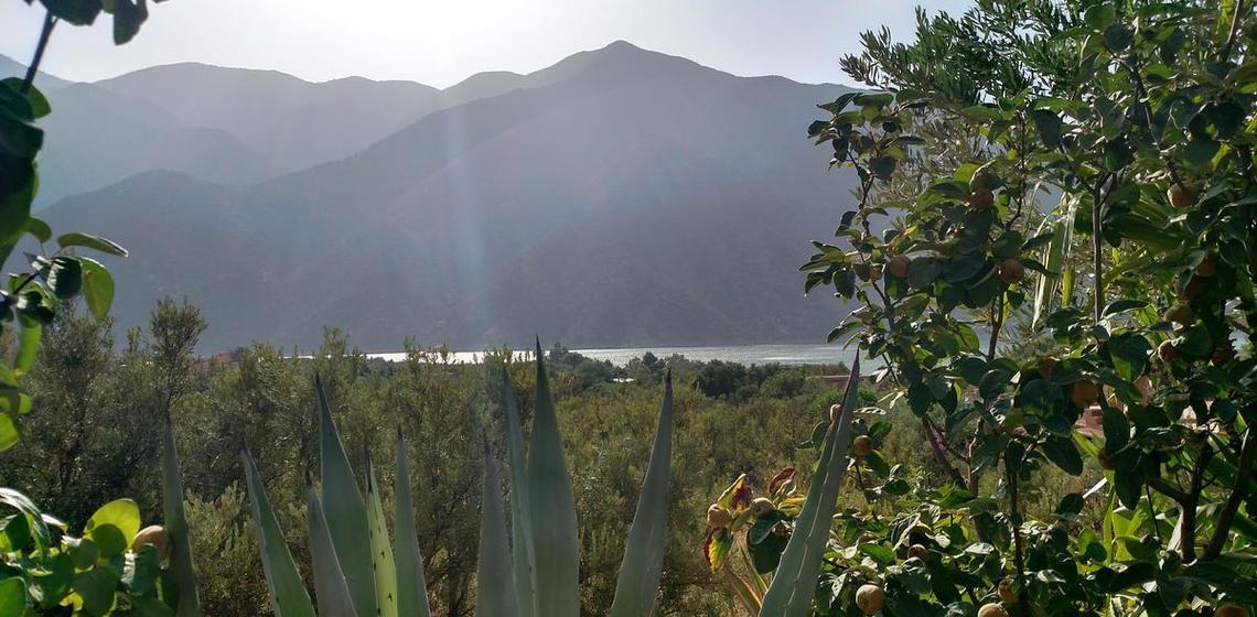 Landscape, Morocco