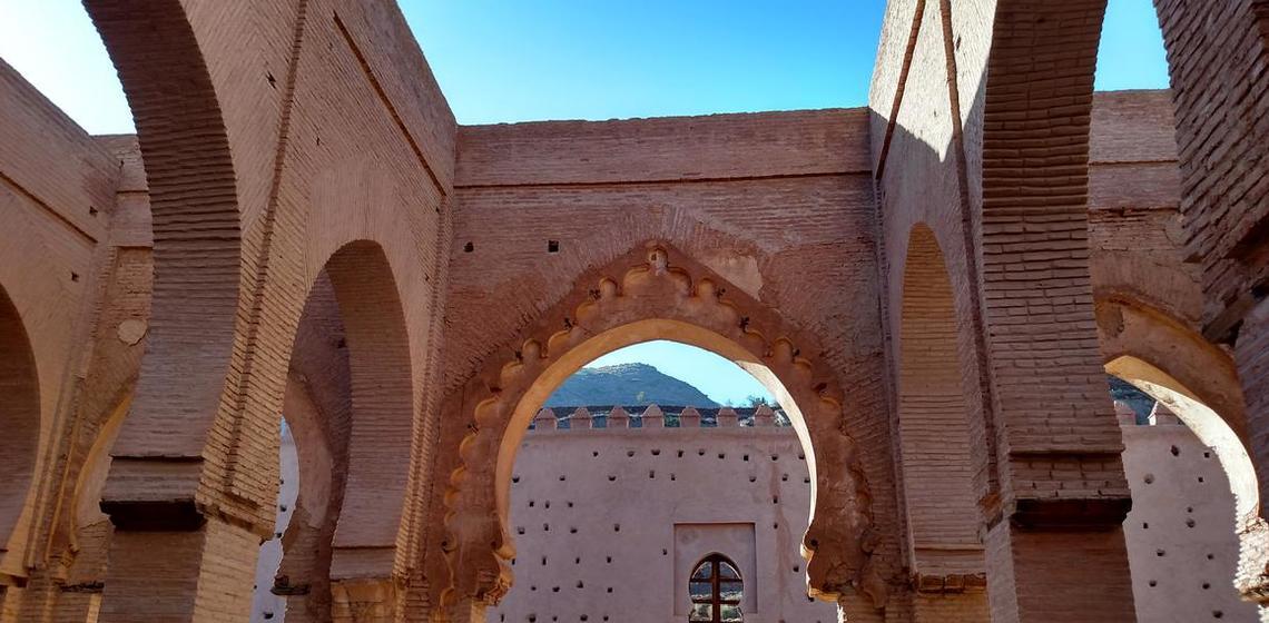 Arches, Morocco