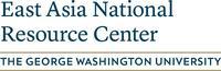 logo for East Asia National Resource Center at George Washington University